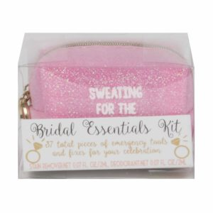 Bridal Kit - Sweating for the Wedding